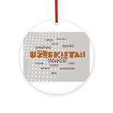 Uzbekistan Ornaments