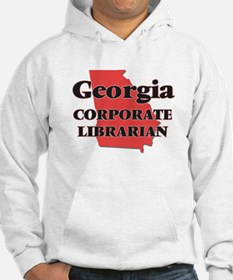 Georgia Corporate Librarian Hoodie