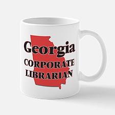 Georgia Corporate Librarian Mugs
