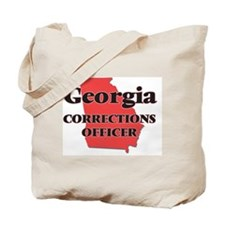 Georgia Corrections Officer Tote Bag