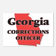 Georgia Corrections Offic Postcards (Package of 8)