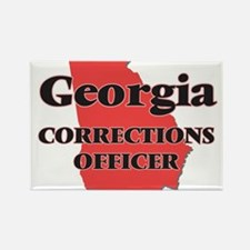 Georgia Corrections Officer Magnets