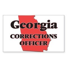Georgia Corrections Officer Decal
