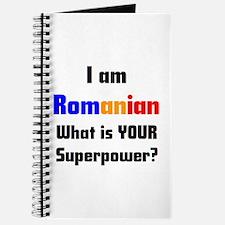 i am romanian Journal