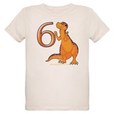 Cute Happy 6th birthday T-Shirt