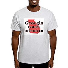 Georgia Court Reporter T-Shirt