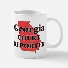 Georgia Court Reporter Mugs