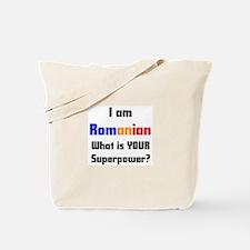 i am romanian Tote Bag