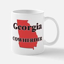 Georgia Cowherder Mugs