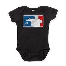 Cool Osama bin laden Baby Bodysuit
