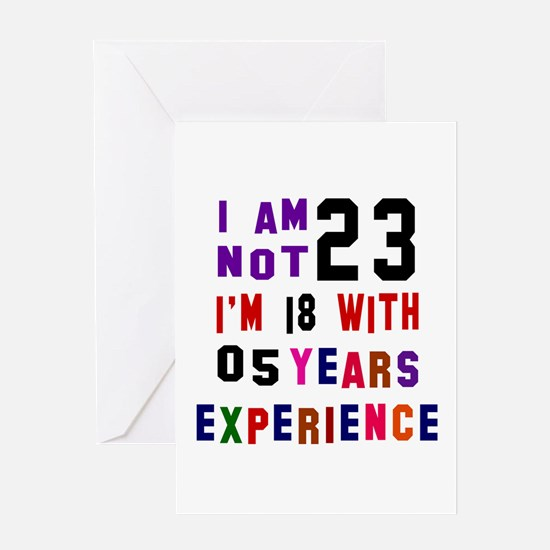 23Rd Birthday Greeting Cards Thank You Cards and Custom Cards – 23 Birthday Cards