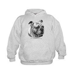 English Bulldog Hoodie