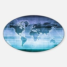 Global Technology Soluti Decal