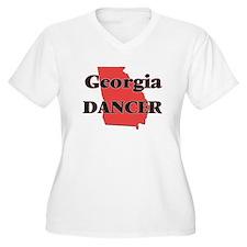 Georgia Dancer Plus Size T-Shirt
