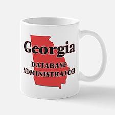 Georgia Database Administrator Mugs