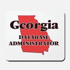 Georgia Database Administrator Mousepad