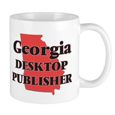 Georgia Desktop Publisher Mugs
