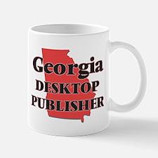 Georgia Desktop Publisher Mugs