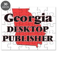 Georgia Desktop Publisher Puzzle