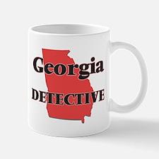 Georgia Detective Mugs