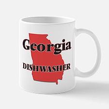 Georgia Dishwasher Mugs