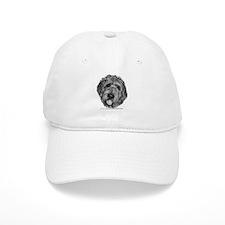 Labradoodle Baseball Cap