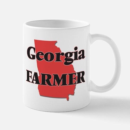 Georgia Farmer Mugs