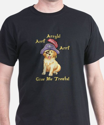 Golden Pirate T-Shirt