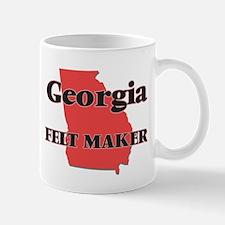 Georgia Felt Maker Mugs