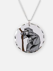 Grim Creaper Necklace