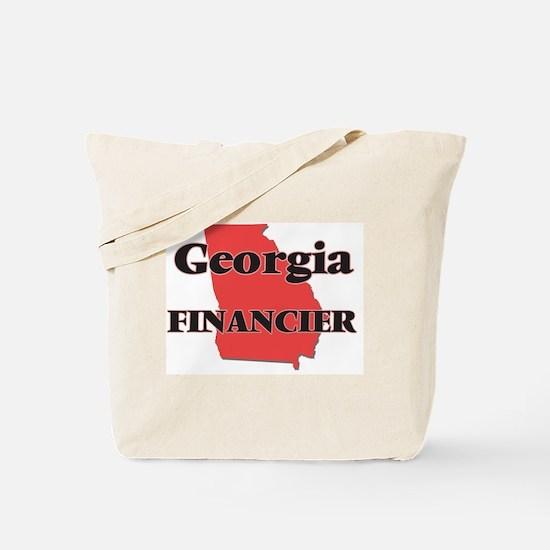 Georgia Financier Tote Bag