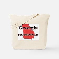 Georgia Fishmonger Tote Bag