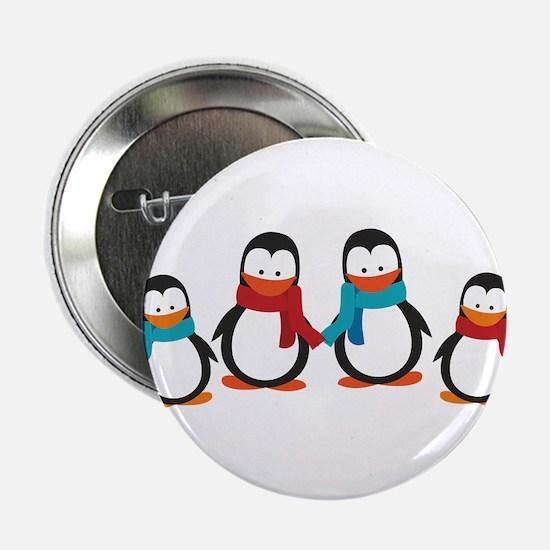 """Penguins 2.25"""" Button"""
