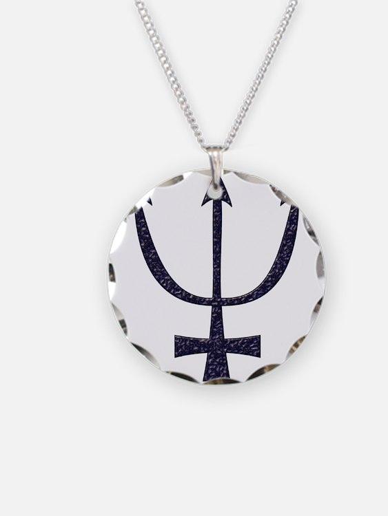 Zodiac Signs Sign Scorpio Scorpion Military Dog Tag Chain: Pluto Symbol Dog Tags, Necklace