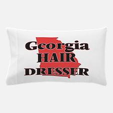 Georgia Hair Dresser Pillow Case