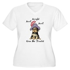 Yorkie Pirate T-Shirt