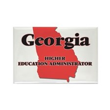 Georgia Higher Education Administrator Magnets