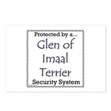 Imaal Security Postcards (Package of 8)