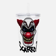 Scared Acrylic Double-wall Tumbler