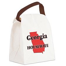 Georgia Housewife Canvas Lunch Bag