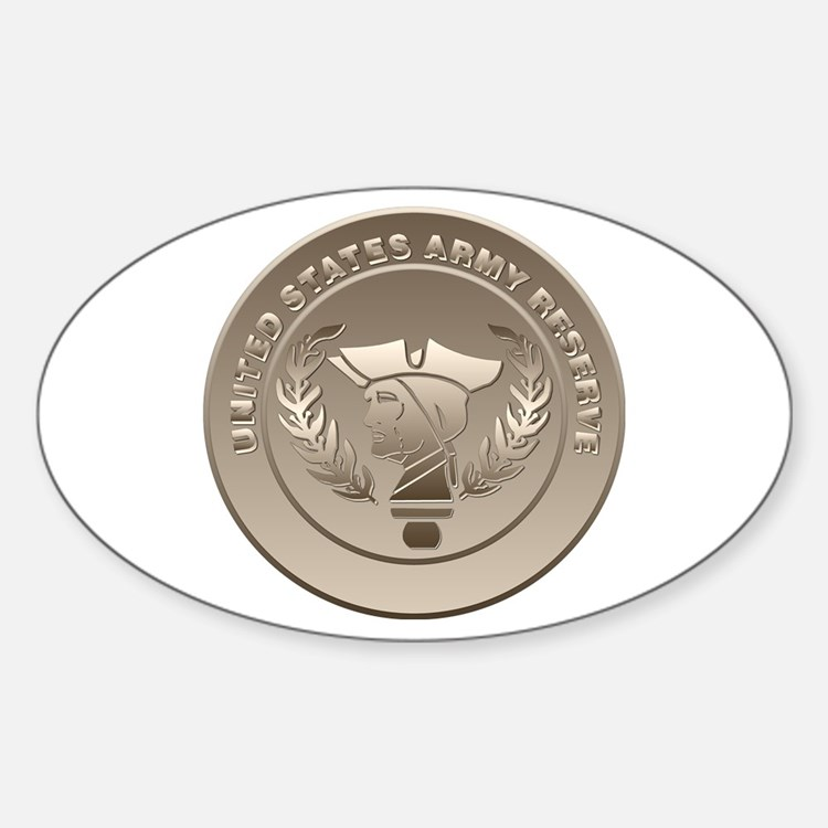 Army Reserve Oval Decal