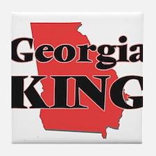 Georgia King Tile Coaster