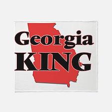 Georgia King Throw Blanket