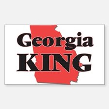 Georgia King Decal