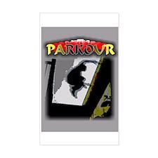 Parkour Decal