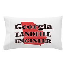 Georgia Landfill Engineer Pillow Case