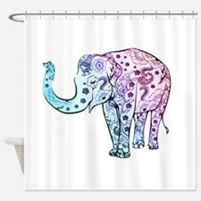 Cute Womens Shower Curtain