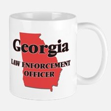 Georgia Law Enforcement Officer Mugs