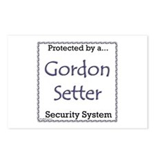 Gordon Security Postcards (Package of 8)