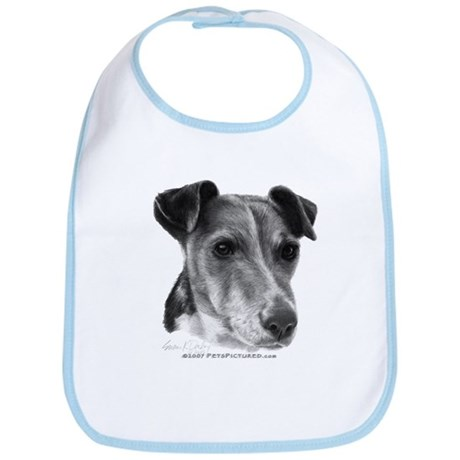 Smooth Fox Terrier Bib